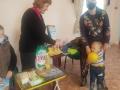 В кризисный центр поступила новая партия  гуманитарной помощи для нуждающихся семей