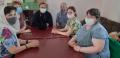 18 июня кризисный центр встречал коллег из Покровской Епархии